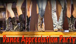 SAN ANTONIO Dancer Appreciation Party
